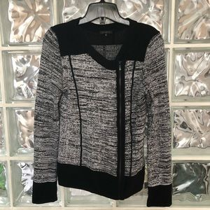 {3/$20} Dynamite Cardigan Zip Sweater